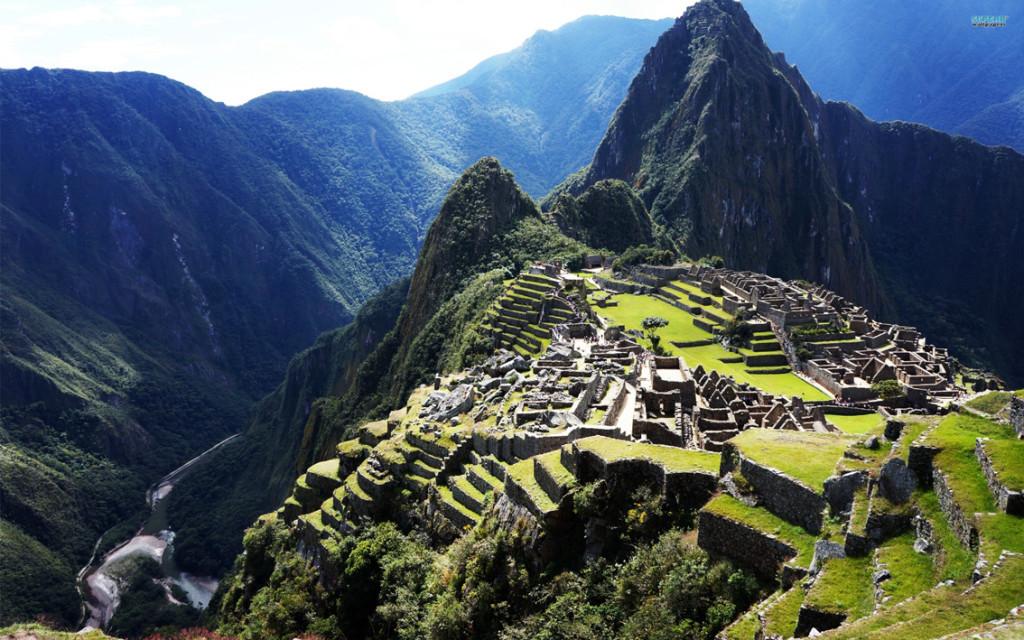 Хранения Знаний и Секреты Мачу-Пикчу